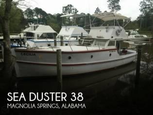 Sea Duster 38