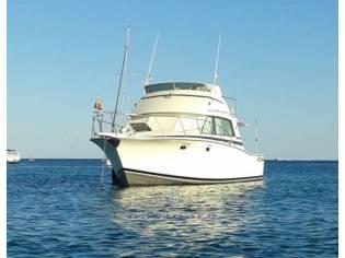 Bertram Yacht 38' Sport Fish Mk 3
