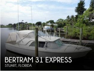 Bertram 31 Express