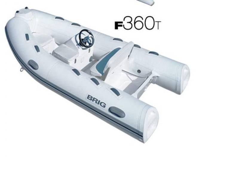 Brig Falcon 360 Tender