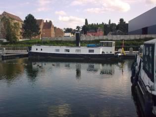 Peter Nicholls Dutch Barge 16.90 metres