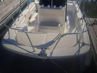 Boston Whaler montauk 150