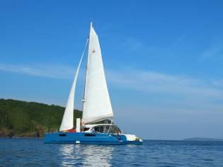 Nicolas Gruet Catamaran 54