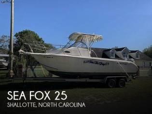 Sea Fox 257 WA