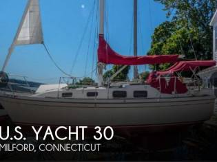 U.S. Yacht 30