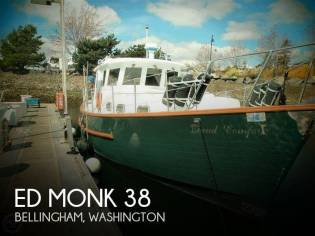 Ed Monk 38 Comfort