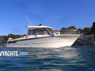 Ocqueteau Timonier 7.25 Outboard