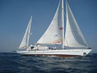Custom Navalcantieri 100
