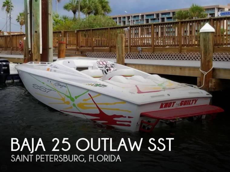 25 Outlaw SST