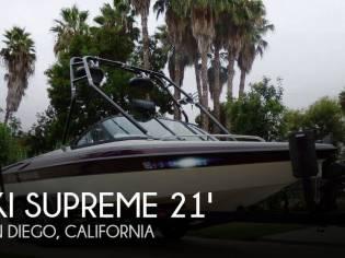 Ski Supreme 21 Pro Am