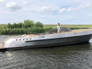 Motor Yacht  MLV 1100 sport