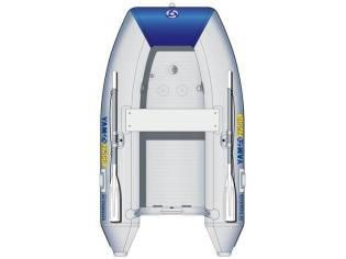 Yamaha Boats Yam 275 STi VHochdruckboden