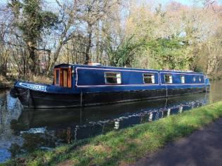 Liverpool Boats 57' Narrowboat