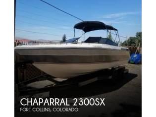 Chaparral 2300sx