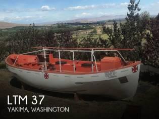 LTM Lane Motor Launch Lifeboat