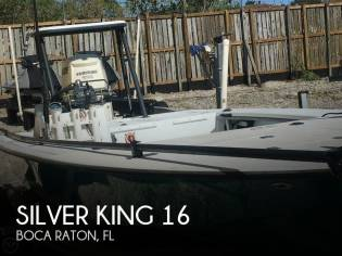 Silver King Signature 16/LT