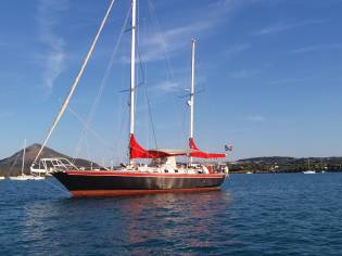 Antinea 41  ketch