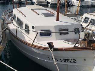 Capeador 43 Sobrecabinado
