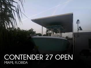 Contender 27 Open