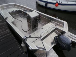 DutchWhaler 600