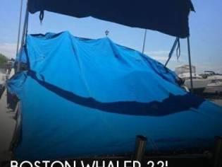 Boston Whaler Revenge 22 W.T.