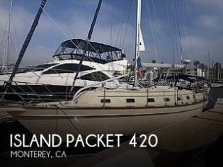 Island Packet 420