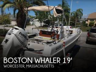 Boston Whaler 19 Outrage