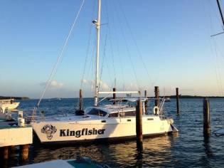 Catamaran Flica 34