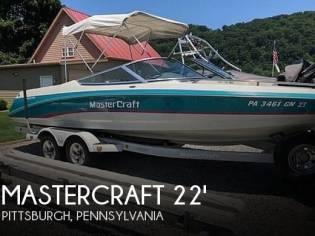Mastercraft Maristar 225