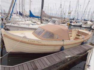 Waterspoor Tendersloep 870