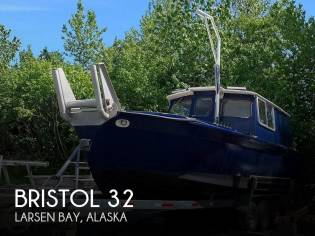 Modutech Bristol Bay 32 Bowpicker