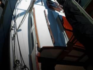 Herve Boatyard 42 French Sloop Racer