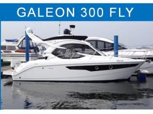 Galeon - 300 FLY *VERKAUFT