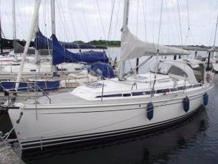 Hanse 342