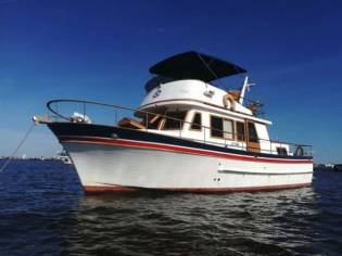 Rogs Marine Trader 38 Trawler
