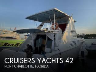 Cruisers Yachts 4285 Express Bridge