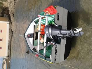 bote de madeira tipico