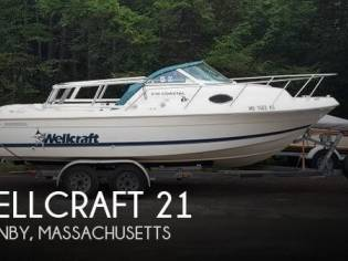 Wellcraft 21