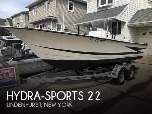 Hydra-Sports 22 Ocean Skiff