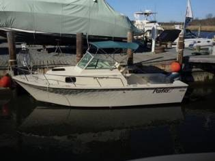 Parker Marine 21 Walk-Around