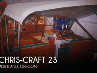 Chris-Craft Sea Skiff