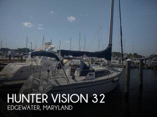 Hunter 32 Vision