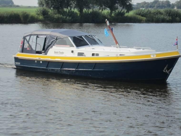Dutch Tender 34 'Open'