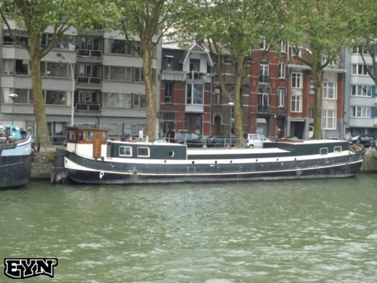 Houseboat / Woonboot Klipperaak