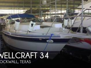 Wellcraft Gran Sport 3400