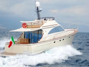 Cantieri Estensi Goldstar 560 C
