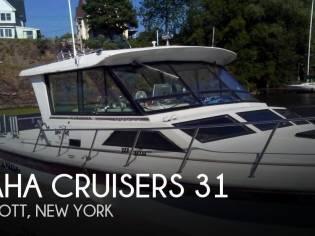 Baha Cruisers 310 Sport Fisherman