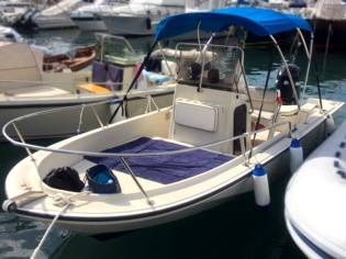 BOSTON WHALER Boston 17 Outrage