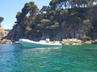 dovi boat 8.5