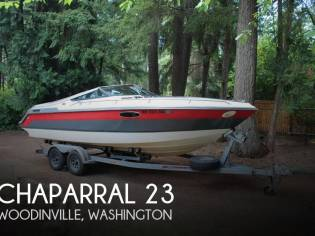 Chaparral 23